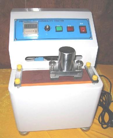 印刷品油墨耐摩擦试验机