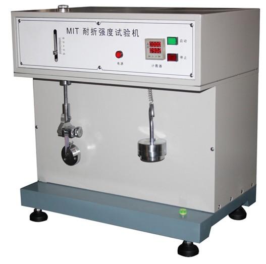 纸板耐折强度试验机