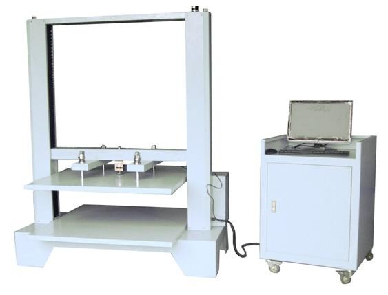 2T伺服电脑纸箱抗压试验机