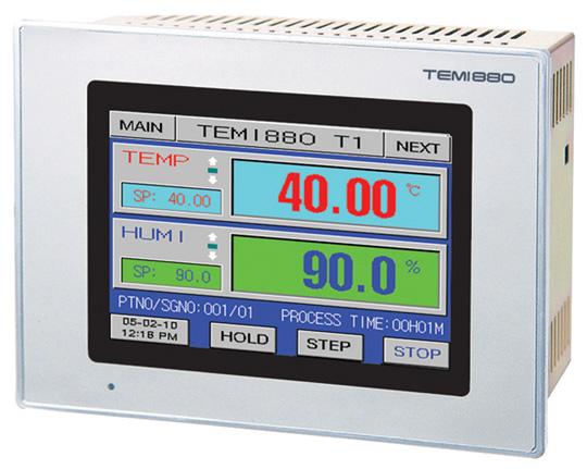TEMI880温湿度控制器