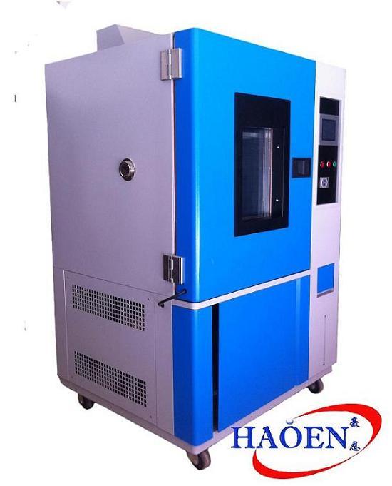 100L可程式高低温箱