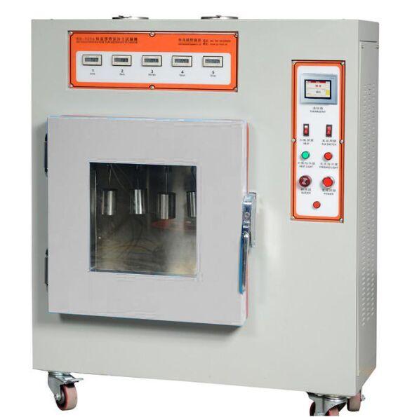 恒温胶带保持力试验机