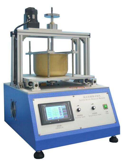 电饭锅平底锅涂层耐磨试验机